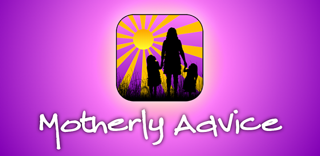 New app from Wimmmr - Motherly Advice-motherly_advice_splash.png