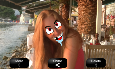 [FREE][APP] MakeMeSmile Camera application-result_view_album_scr2_w400.png