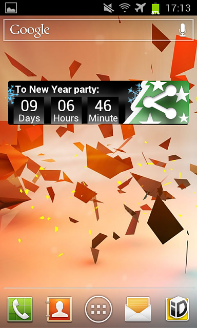[FREE APP] Countdown to party-2012-12-22-17.14.02.png