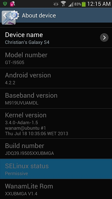 Game Killer not Working with Samsung Galaxy S4 Rooted ...