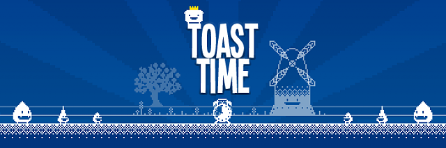 It's Toast Time! Android-exclusive arcade-action game.-header.png