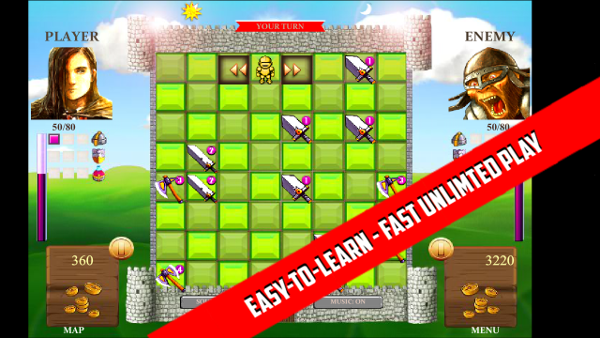 ▣ CAMELOT WARS - FREE Android Exclusive Strategy Puzzle ▣-camelotwarstapwin1.png