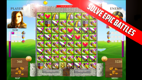 ▣ CAMELOT WARS - FREE Android Exclusive Strategy Puzzle ▣-camelotwarstapwin3.png