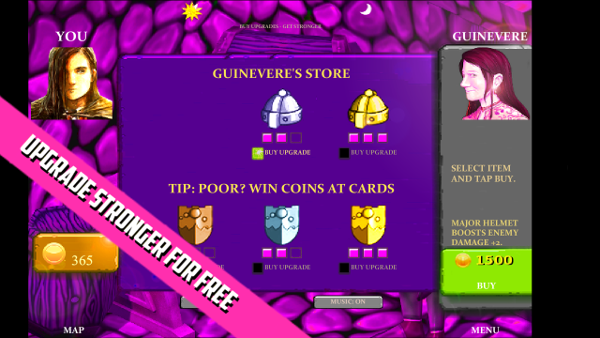▣ CAMELOT WARS - FREE Android Exclusive Strategy Puzzle ▣-camelotwarstapwin6.png
