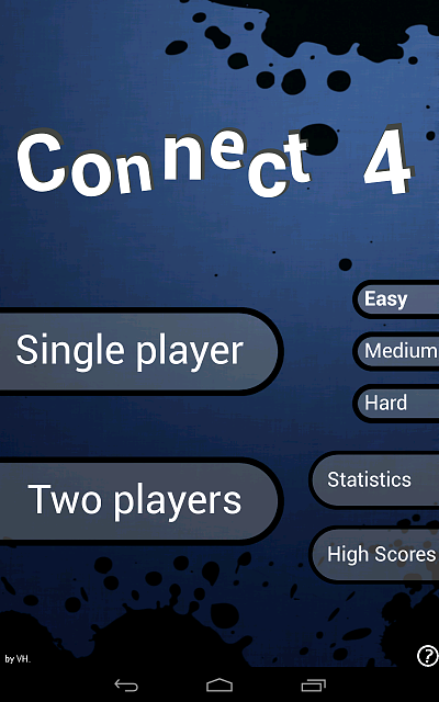 [Free][Ad-free] Connect 4 - great classic-menu0.png