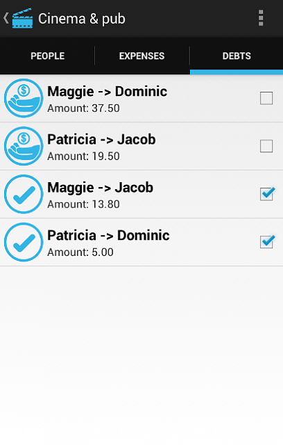 [Free] [App] [Tool] [4.0.3+] PartyCalc-scr5.png