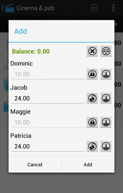 [Free] [App] [Tool] [4.0.3+] PartyCalc-scr8.png