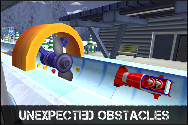 [FREE][3D] Olimpic Game - Crazy Bobsleigh-iphone960.png