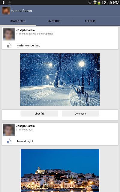 [FREE][APP] Facebook Status Updates (Check all your friends status in one place)-tab_1.png