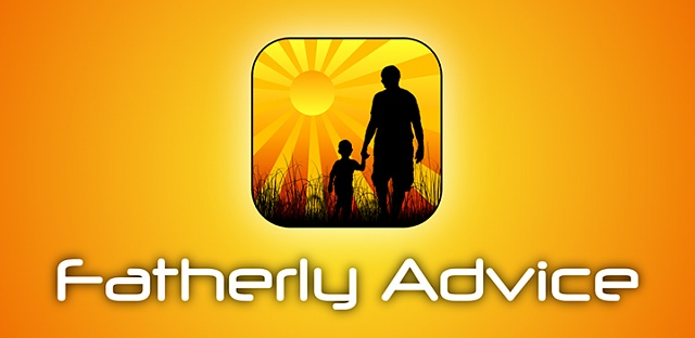 New app from Wimmmr - Fatherly Advice-fatherly_advice_splash.jpg