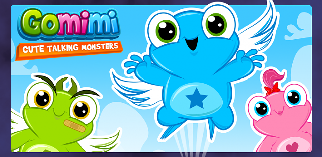 New Tamagotchi game: Gomimi Cute Talking Monsters-banner705x344.png