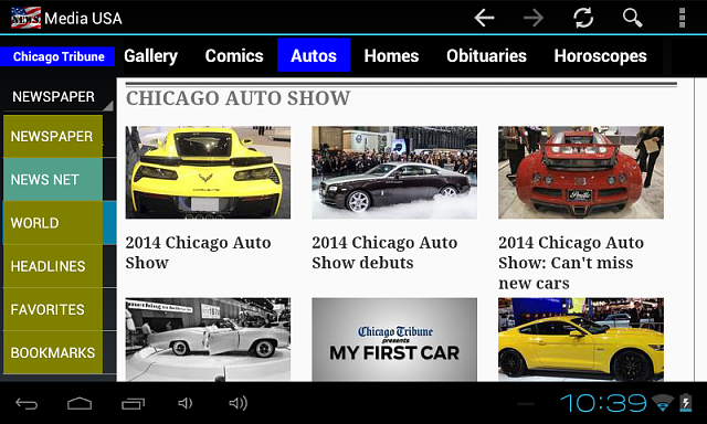 [FREE App]  MediaUSA, best app to read online newspapers?-intro_160.png
