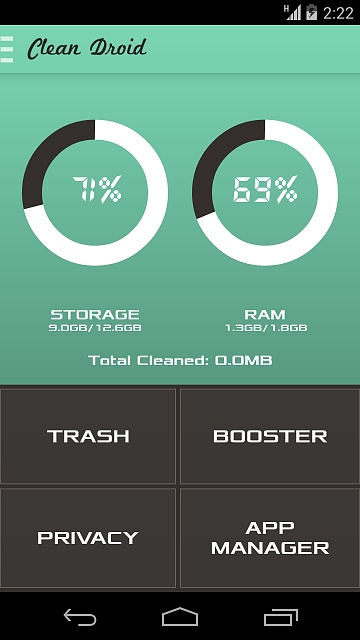 [FREE] Clean Droid: Best app in Android Tools category.-1.jpg