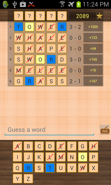GAME][FREE] Guess Word - Android Forums at AndroidCentral.com