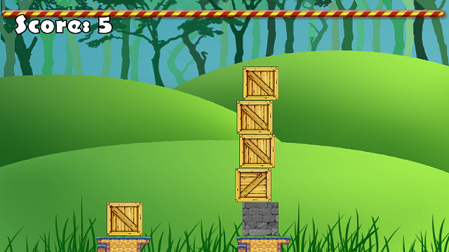 Tap Tower - A simple game with realistic physics-2.png