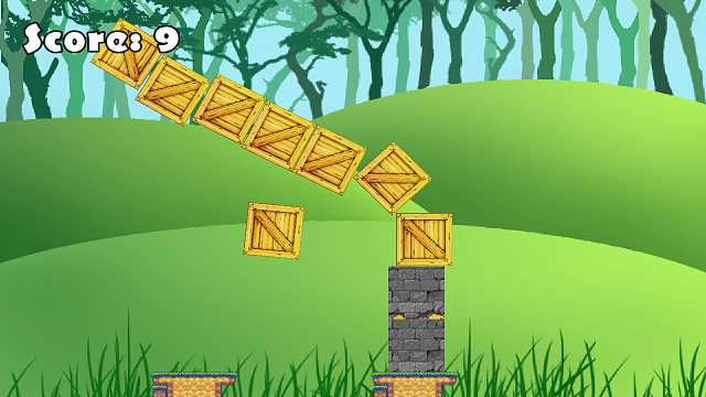 Tap Tower - A simple game with realistic physics-10.png
