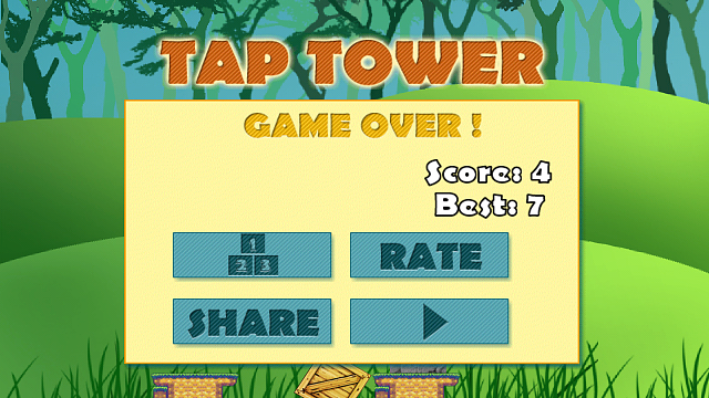 Tap Tower - A simple game with realistic physics-1.png