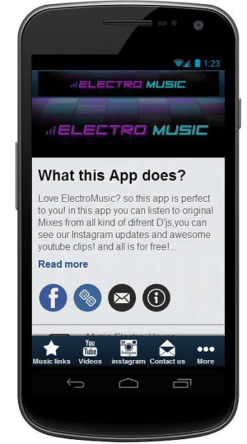 ★★All In One App- ElectroMusic★★ [Free][New Music App][5 Stars Rating]-4.png