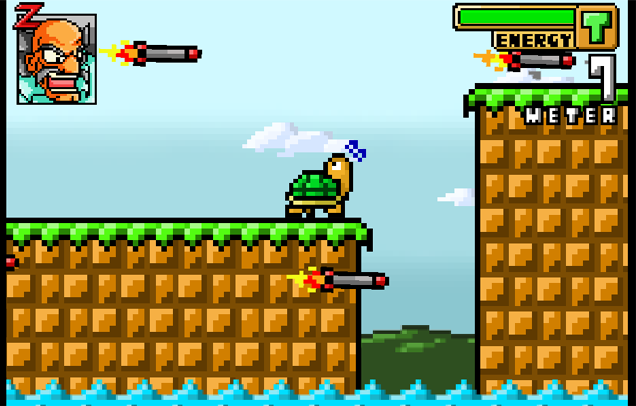 [FREE GAME APP] Tot The Tortoise - Escape From Dr.Z-screenshot02.png