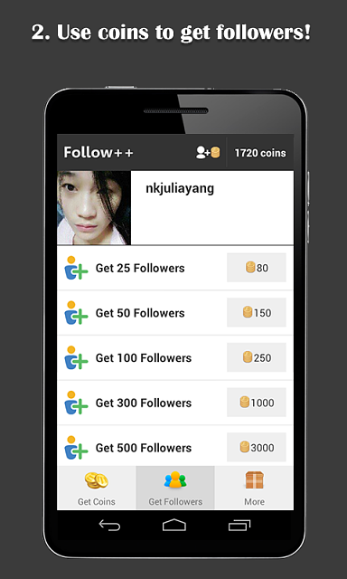 [APP][FREE] Follow++ (Get real Instagram followers)-ss1.png