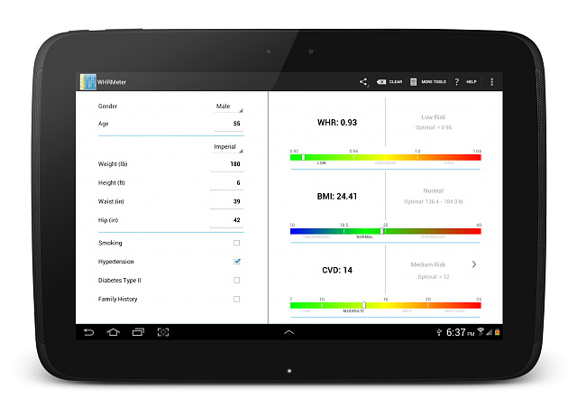 [FREE, NO ADS and PERMISSIONS] [DEV] WHRMeter - free WHR and BMI calculator with CVD estimation.-whr_d_06t.png