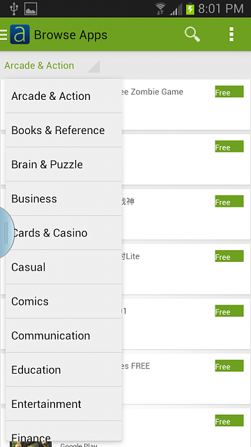 [FREE][APP] Appszito: Personalized App Recommendation & Android App Discovery-browse-apps.png