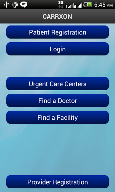 Urgent Health Care Center - Doctor Near You (Free App)-device-2014-05-09-184545.png