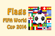 [FREE][2.2+][Education] Flags - FIFA World Cup 2014-sample.png