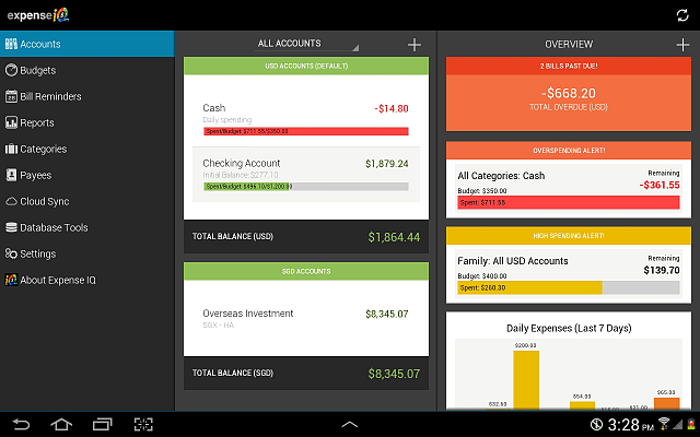 [APP] Expense IQ - Manage your personal finance smartly and easily-accounts-overview.png