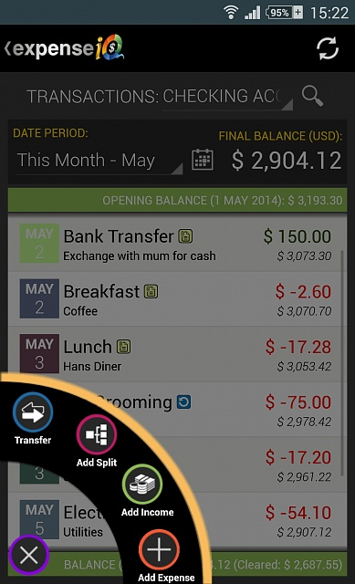 [APP] Expense IQ - Manage your personal finance smartly and easily-transaction-list-add-wheel.jpg
