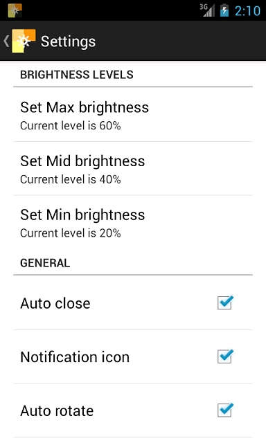 [FREE] CoolBright - Brightness Level - quick access to your brightness levels-scr_3.png