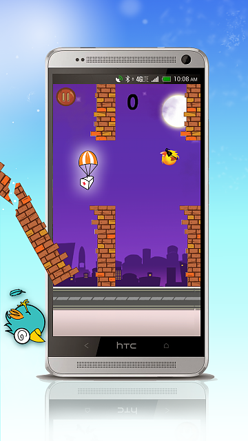 [GAME][FREE] Clever bird - new flappy bird games 2014-screen_3.png