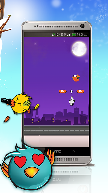 [GAME][FREE] Clever bird - new flappy bird games 2014-screen_4.png