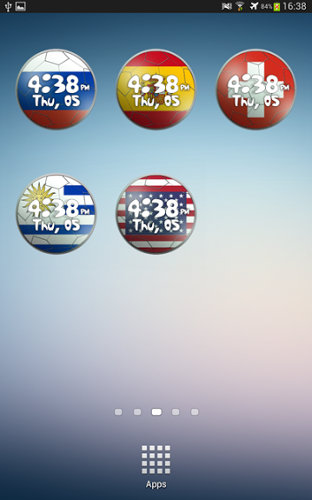 [FREE] World Cup 2014 Clock Widget-4.png