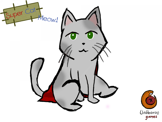NEW! indie Game - Super Cat Meow!-supercat.png