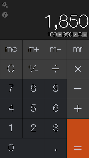 [FREE] Calculator Pro: Calculator done the right way-2.png