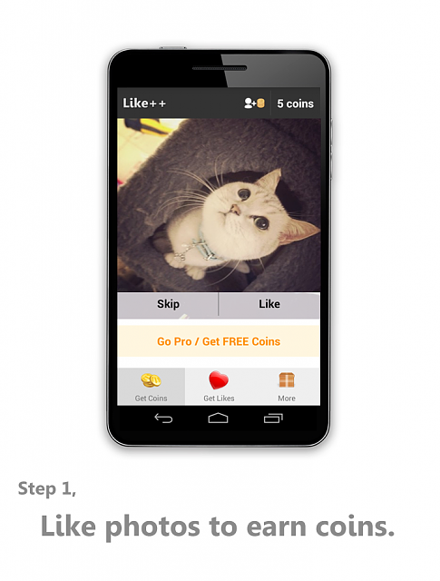 APP][FREE] Like++ (Get real Instagram likes for free