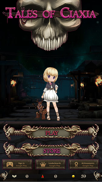 [3D Game] [Free] - Tales of Ciaxia - Runner / Shooter - Beautiful 3D Graphic-2.jpg