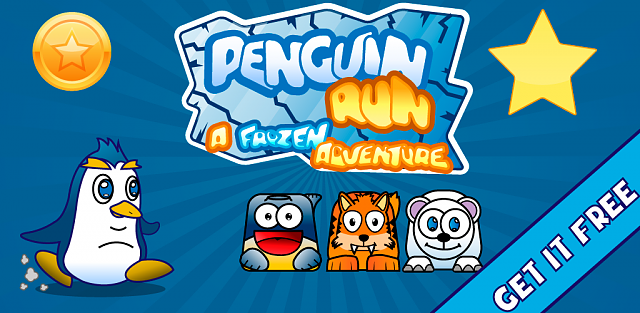 [FREE][Android Game][2.2+]Penguin RUN-promocional.png