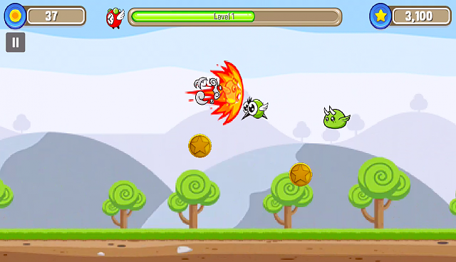 {Free Game] Bird Blast: Fire Shooting Bird-screenshot4.png