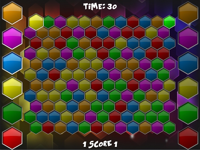 Hex Filler Puzzle game-screenshot_2.jpg