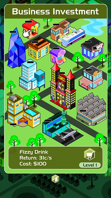 Billionaire Blitz - part gem-linking puzzler, part strategy business sim-s1.jpg