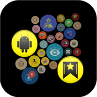 [WIDGET|4.1+] Bubble Cloud Widgets (AppleWatch like launcher circles)-playstore-icon.png
