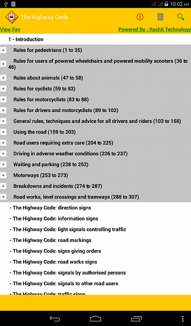 [FREE Mobile APP] The Highway Code-thc_i.png