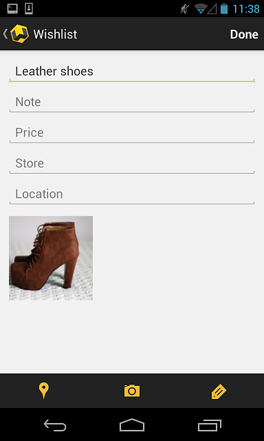 [App, Shopping LifeStyle][4.0+] Wishlist - Capture your wishes wherever you are-screenshot_2014-12-14-11-38-57.png