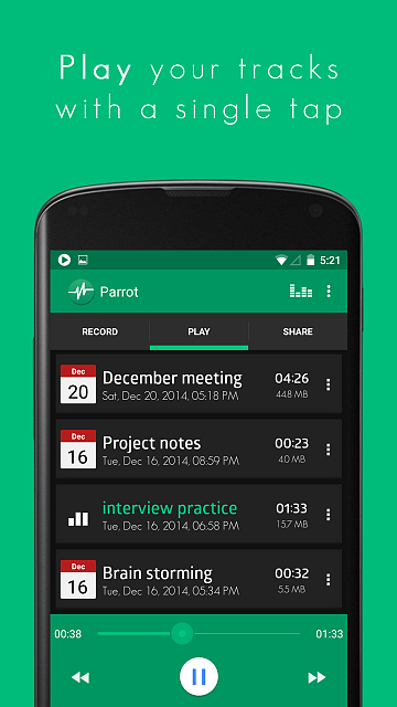 [FREE] Parrot Voice Recorder-play.png