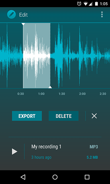 [APP][4.1+][FREE]AudioField - MP3 Voice Recorder-3.-edit-screen.png