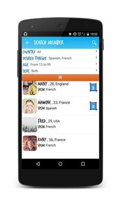 [App][Free][Talkwitme] Learn a language has never been that Facile*! (*easy)-search_nexus5.png