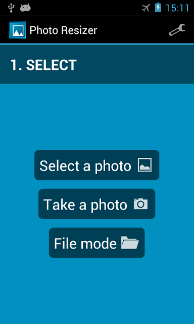[FREE APP] Photo Resizer-screenshot1.png