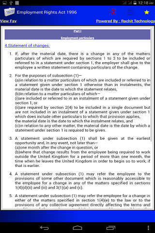 [App][FREE] The Employment Rights Act 1996    - UK-era_ii.png